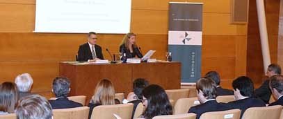 Mar Alarcón, Directora General de Trabajo de la Comunidad de Madrid