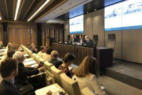 Destacados expertos del derecho laboral participan en la Jornada Formativa de  FORELAB celebrada en Madrid