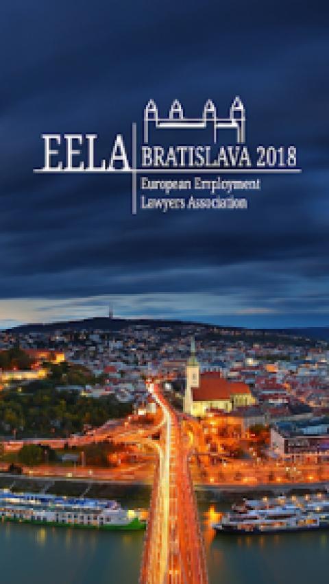 FORELAB participa en la reunión de Asociaciones Nacionales de Laboralistas dentro del marco de la EELA (European Employment Lawyers Association)