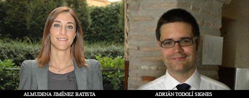 <!--:es-->El Foro Español de Laboralistas otorga el premio Jóvenes Laboralistas ex aequo, a Almudena Jiménez Batista y Adrián Todolí Signes, en su tercera edición.<!--:-->